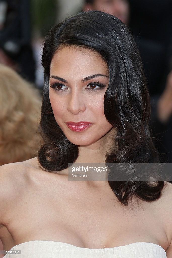 17.05.2009 - Cannes 62 - Vengeance Premiere - Moran Atias - Makeup hair Massimo Serini - Dress Roberto Cavalli