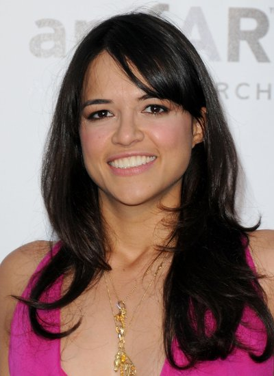 21.05.2010 - Cannes 63 - amfAR - Michelle Rodriguez - Makeup hair Massimo Serini