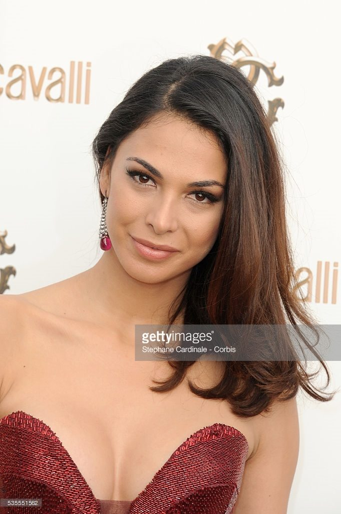 18.05.2011 - Cannes 64 - Cavalli Boutique Opening - Moran Atias - Makeup hair Massimo Serini