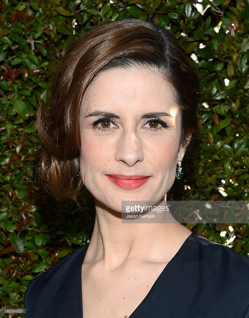 24.02.2013 - Los Angeles - Livia Firth - lton John AIDS Foundation Academy Awards - Makeup hair Massimo Serini