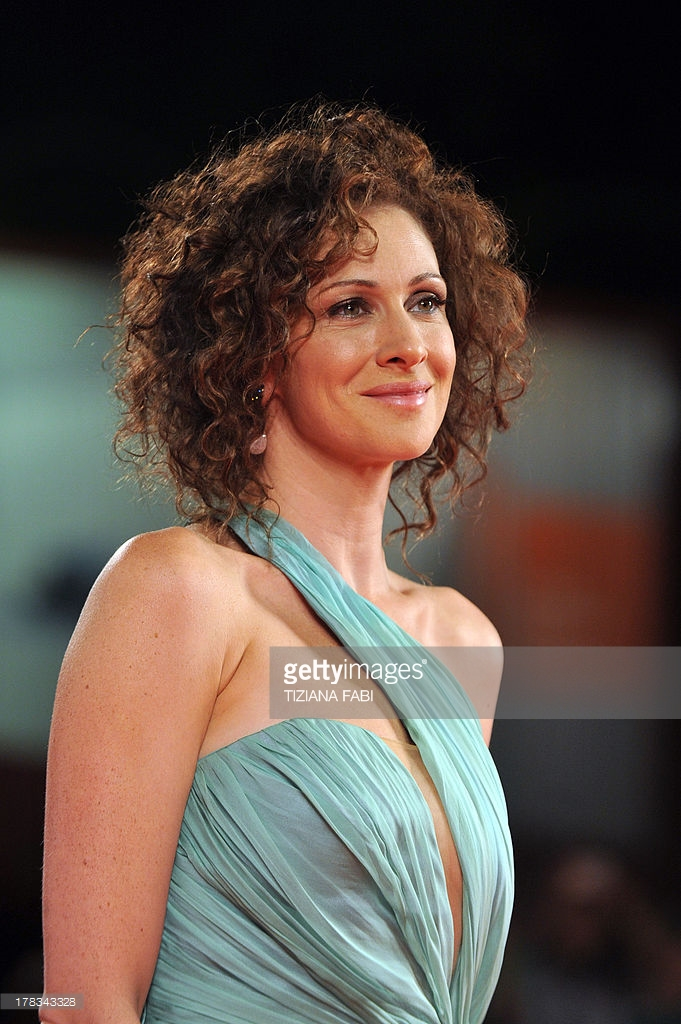 29.08.2013 - Venezia 70 - Ksenia Rappoport- Makeup hair Massimo Serini