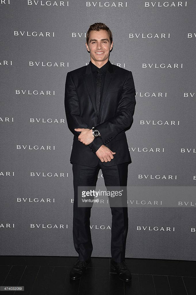 21.02.2014 - MFW FW14 Bulgari Accessories presentation - Dave Franco - Grooming Massimo Serini