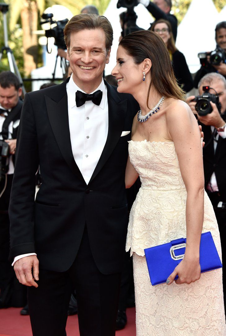 16.05.2016 - Cannes 69 - Loving premiere - Colin and Livia Firth - Makeup hair Massimo Serini