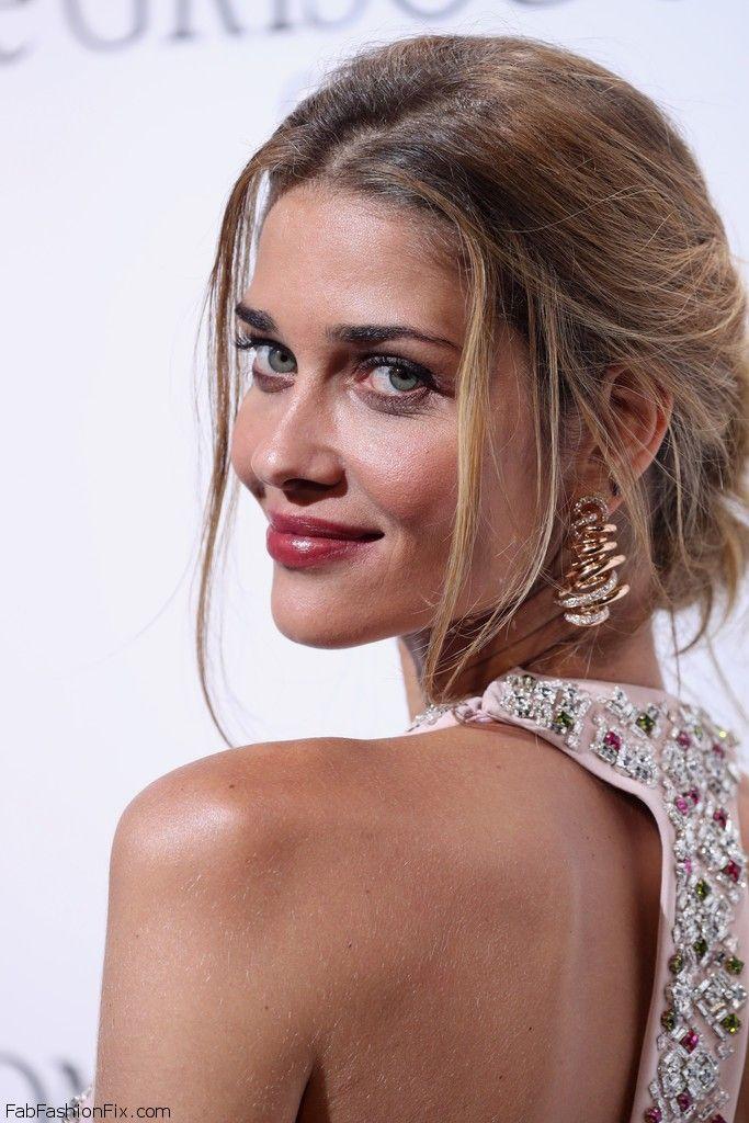 2016.05.17 - Cannes 69 - De Grisogono Party - Ana Beatriz Barros - Makeup hair Massimo Serini