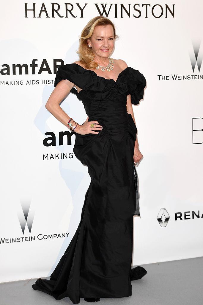 19.05.2016 - Cannes 69 - amfAR - Caroline Scheufele - Makeup hair Massimo Serini