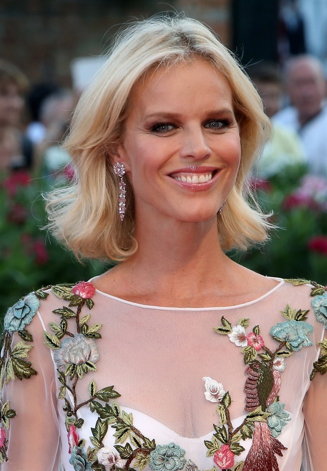 02.09.2016 - Venezia 73 - Nocturnal Animals premiere - Eva Erzigova -  Makeup hair Massimo Serini
