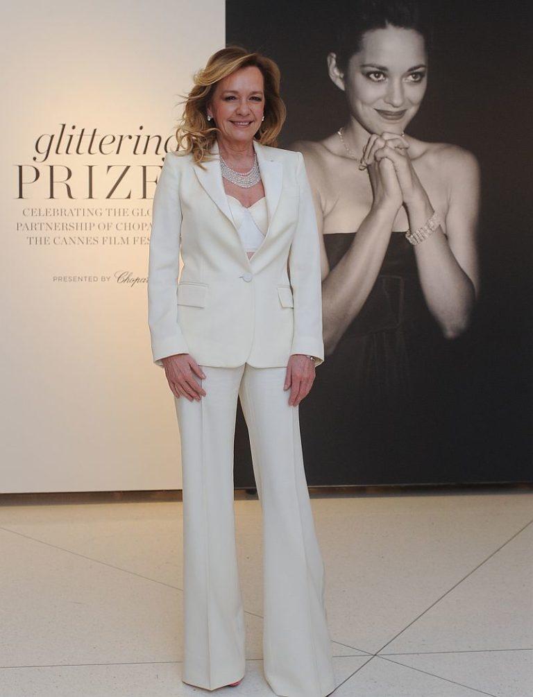 2017.04.13 - Vogue & Chopard Open Glittering Prizes - Caroline Scheufele - Makeup hair Massimo Serini