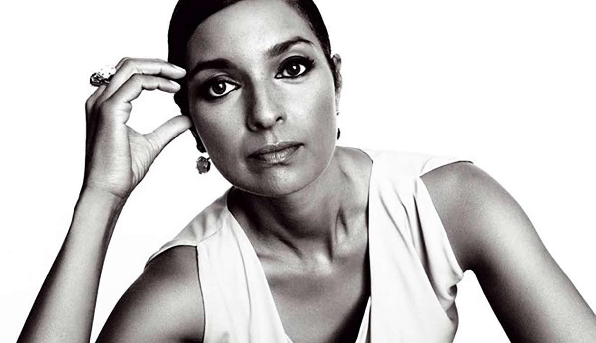 Jhumpa Lahiri - Makeup hair Massimo Serini