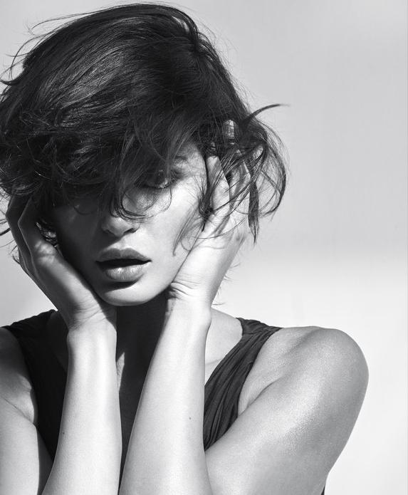 Catrinel Marlon - Photo Emmanuel Giraud - Hair Massimo Serini