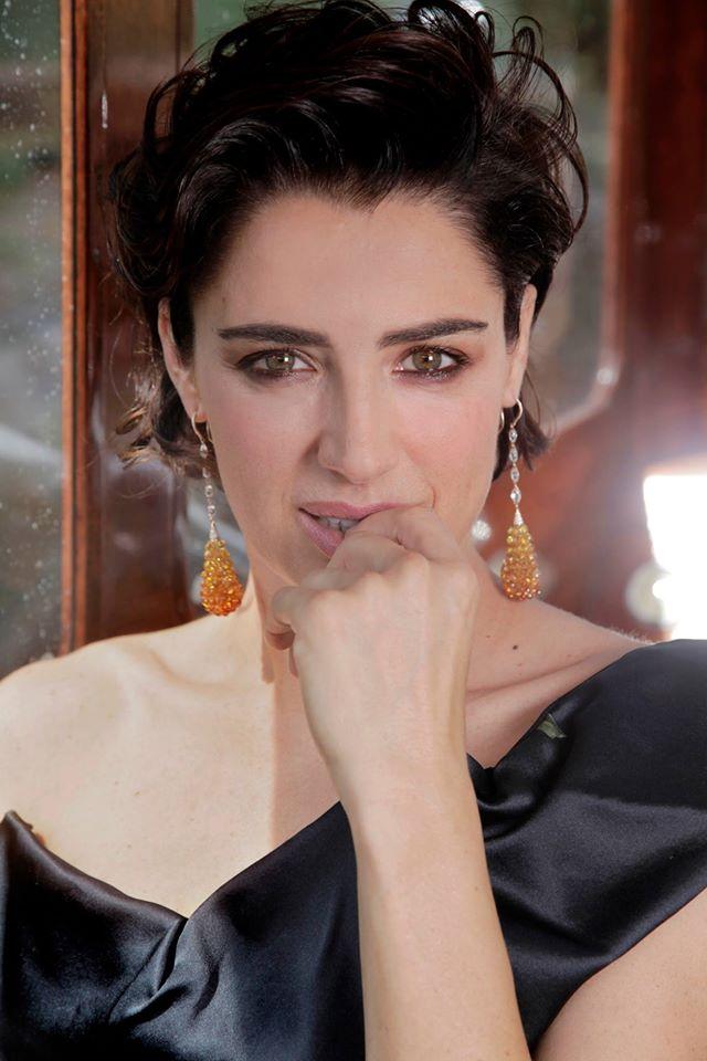 Luisa Ranieri - Hair Massimo Serini