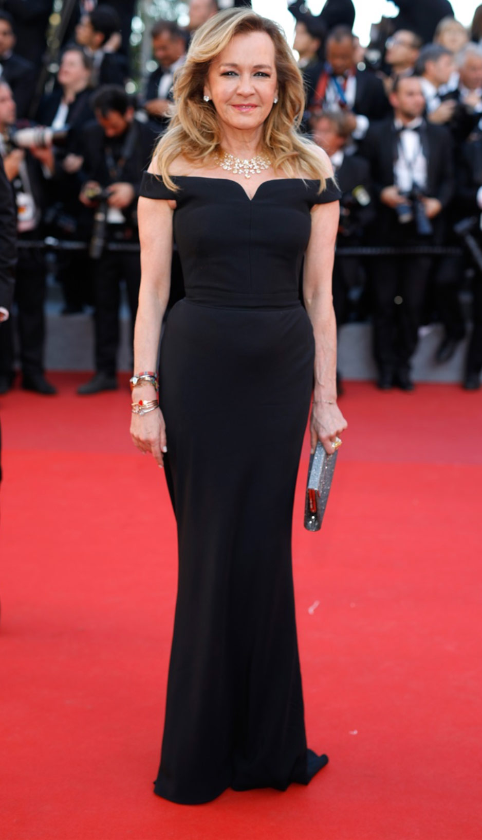 Cannes 2017 - Day 1 - Opening Ceremony - Chopard Co-President & Creative Director Caroline Scheufele