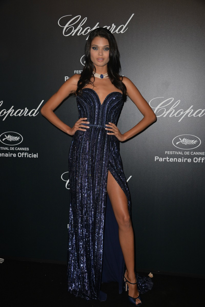 Cannes 2015 - Chopard Gold Party - Daniela Braga