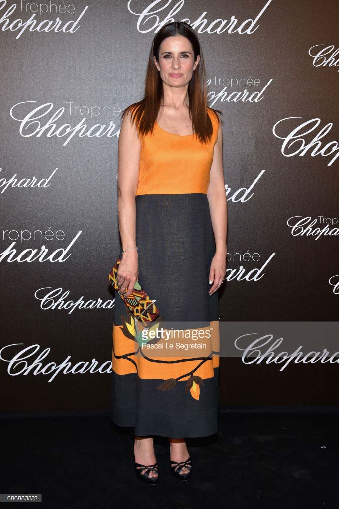 Cannes 2017 - Day 6 - Trophee Chopard - Livia Firth