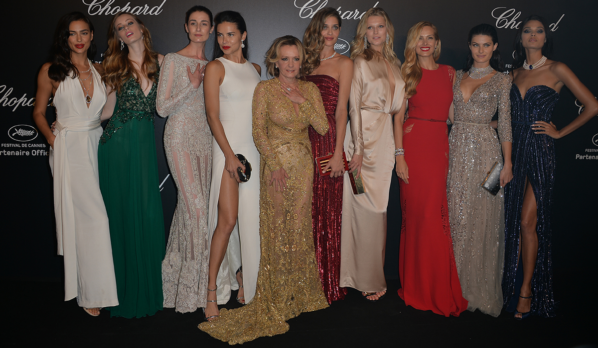 Cannes 2015 - Chopard Gold Party - Caroline Scheufele