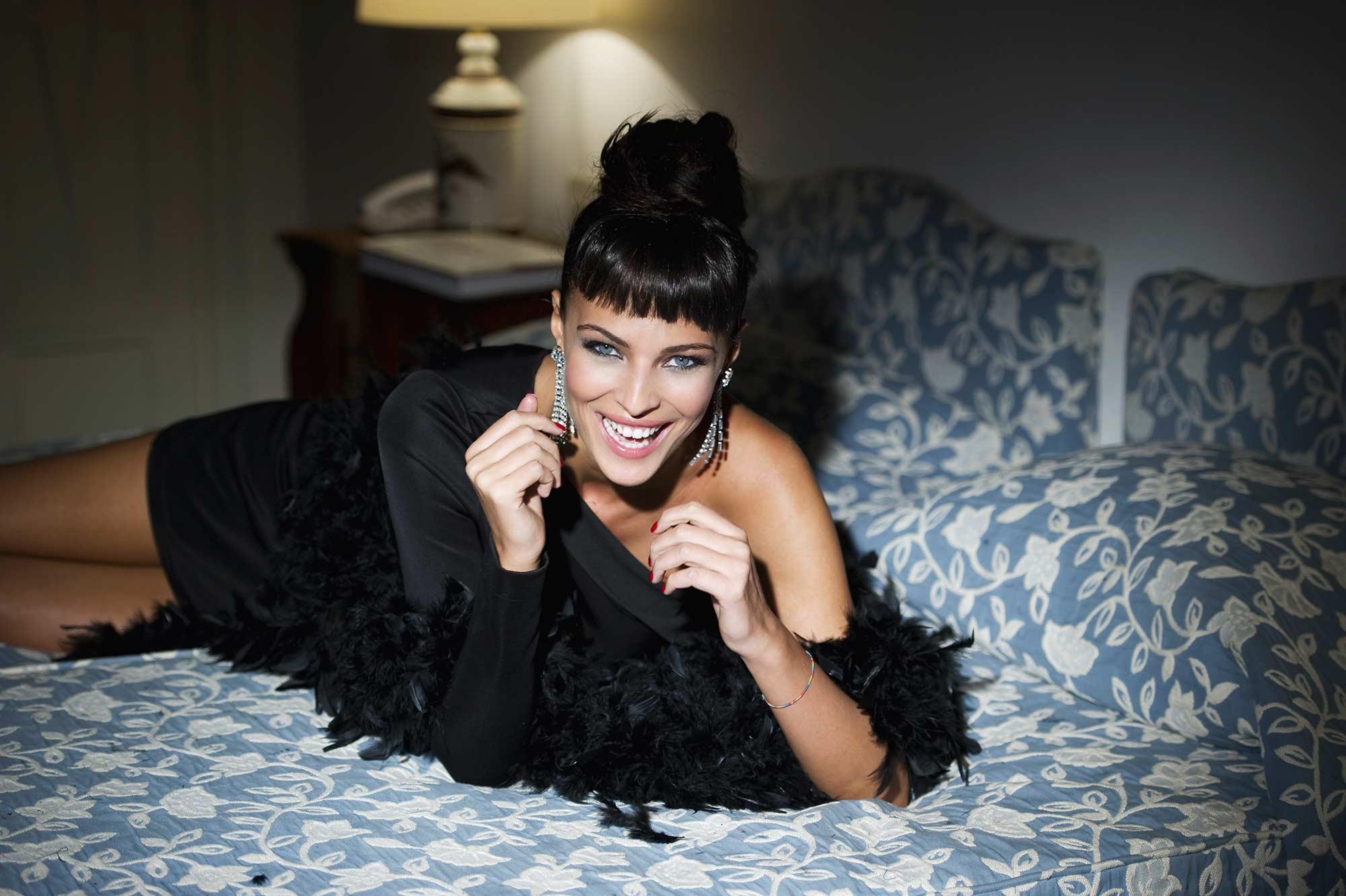 Cristina Chiabotto - photo by Gianmarco Chieregato - Villa Aurelia Rome