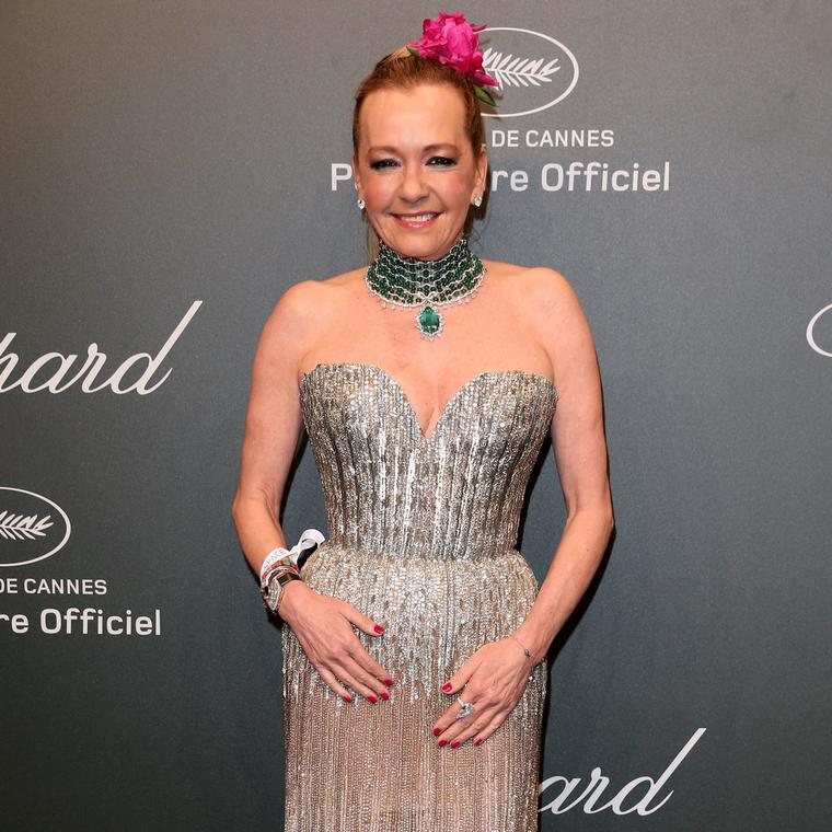 Cannes 2017 - Day 3 - Chopard SPACE Party - Chopard Co-President & Creative Director Caroline Scheufele