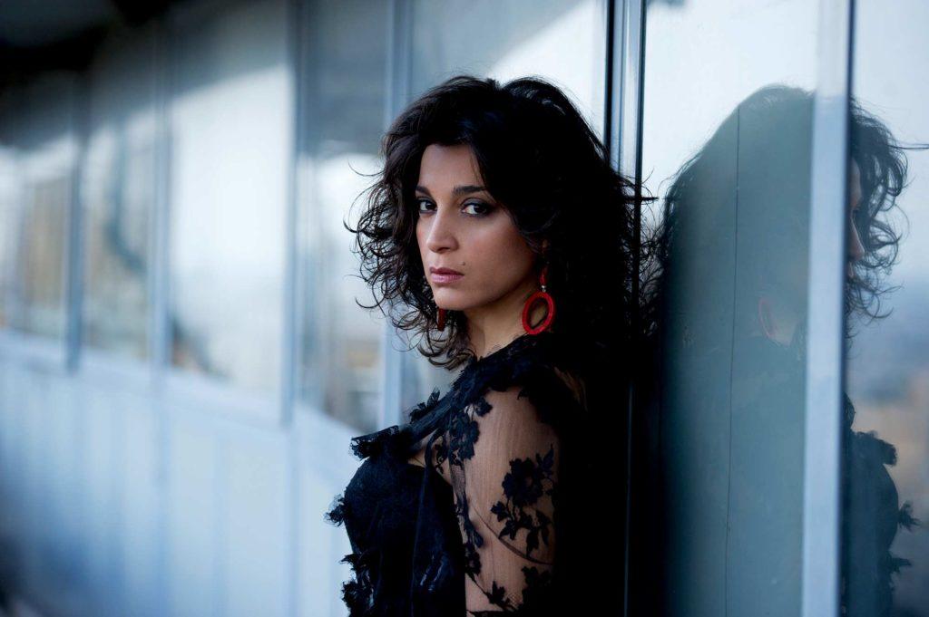 Donatella Finocchiaro - Photo by Gianmarco Chieregato - Hotel Majestic Rome