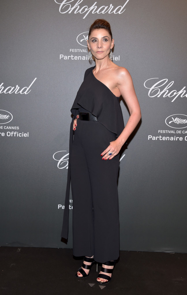 Cannes 2017 - Day 3 - Chopard SPACE Party - Princess Clotilde Courau