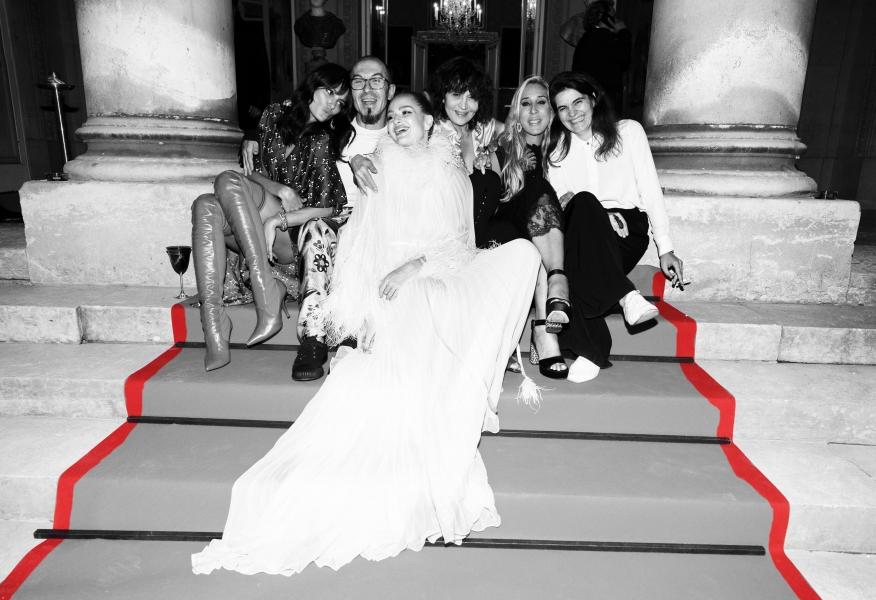 Chopard & Guo Pei Paris Haute Couture
