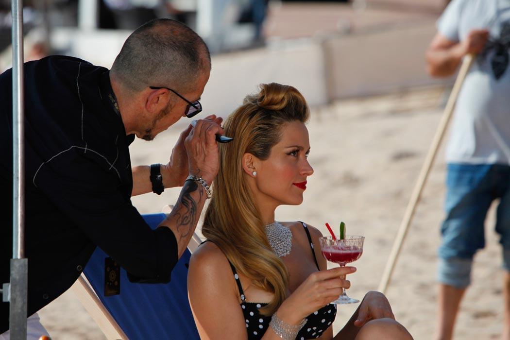 Cannes 2016 - Chopard - Hair Massimo Serini