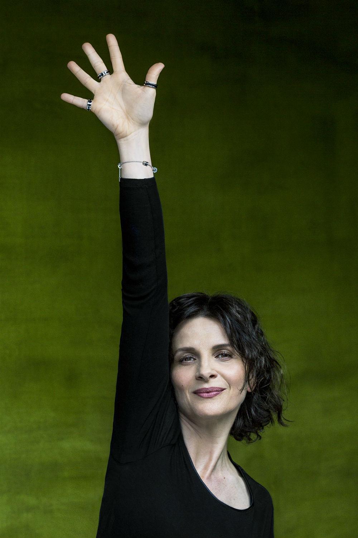 Bulgari - #RaiseYourHand - Juliette Binoche