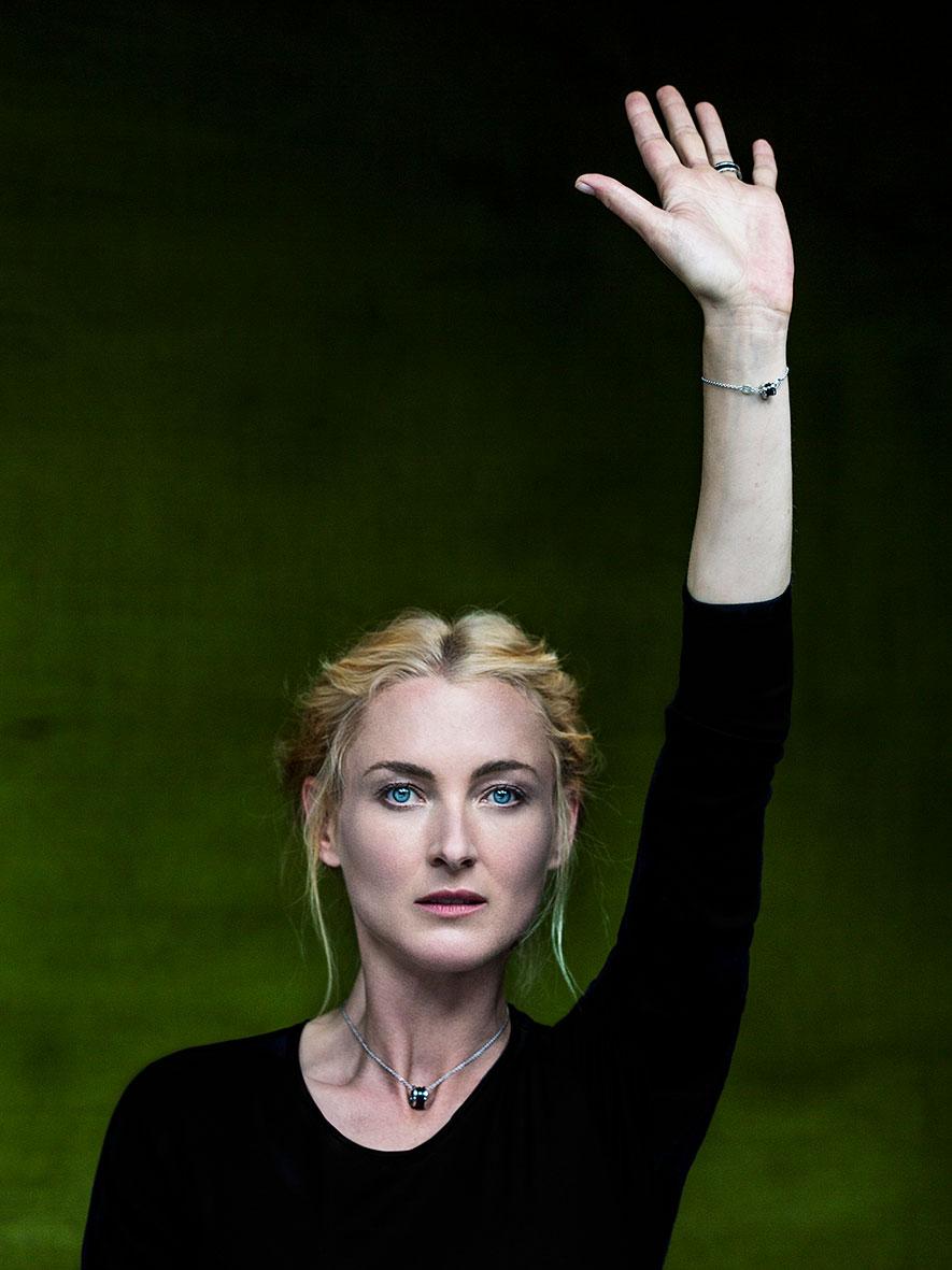 Bulgari - #RaiseYourHand - Lilly Wittgentein