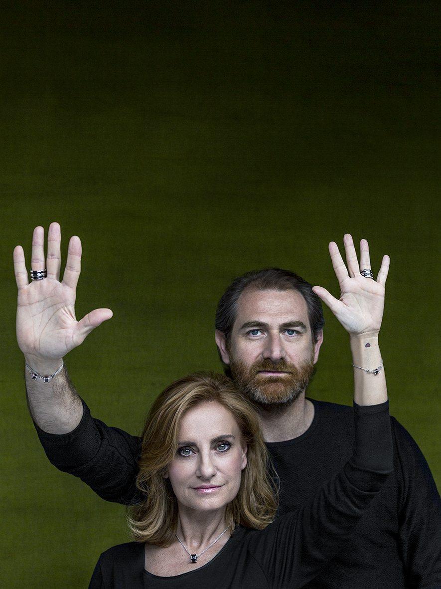 Bulgari - #RaiseYourHand - Lucia Silvestri e Fabrizio Bonamassa