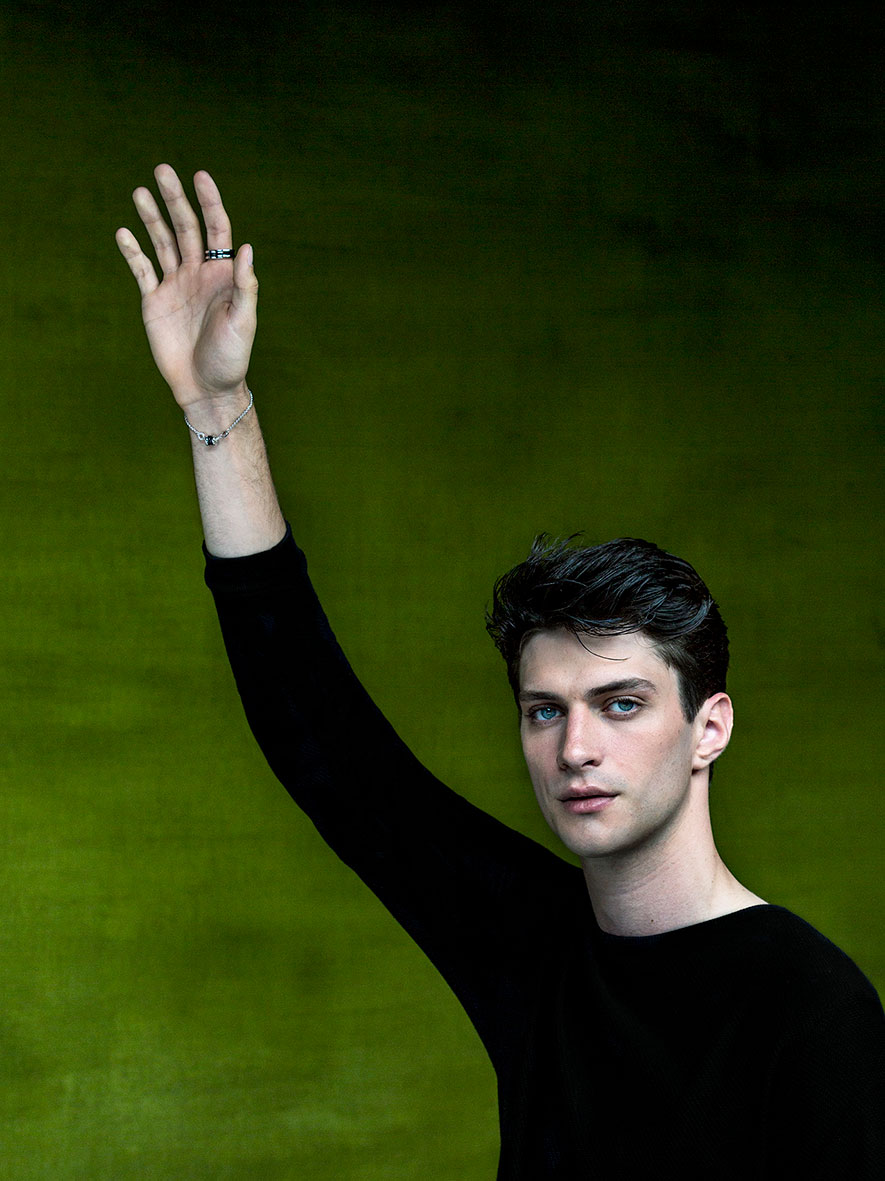 Bulgari - #RaiseYourHand - Matthew Bell