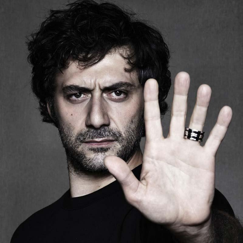Bulgari Save The Children Campaign 2012 - Filippo Timi