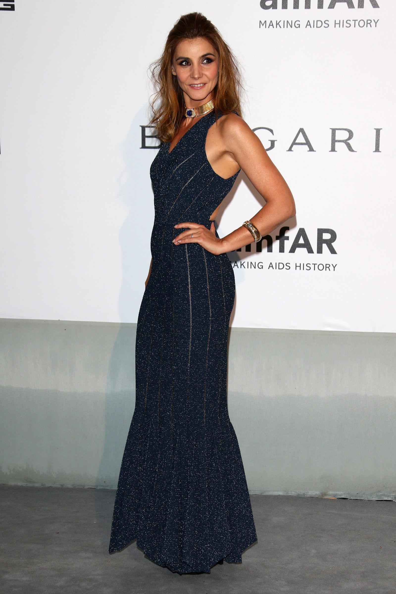 Cannes 2014 - Clotilde Courau