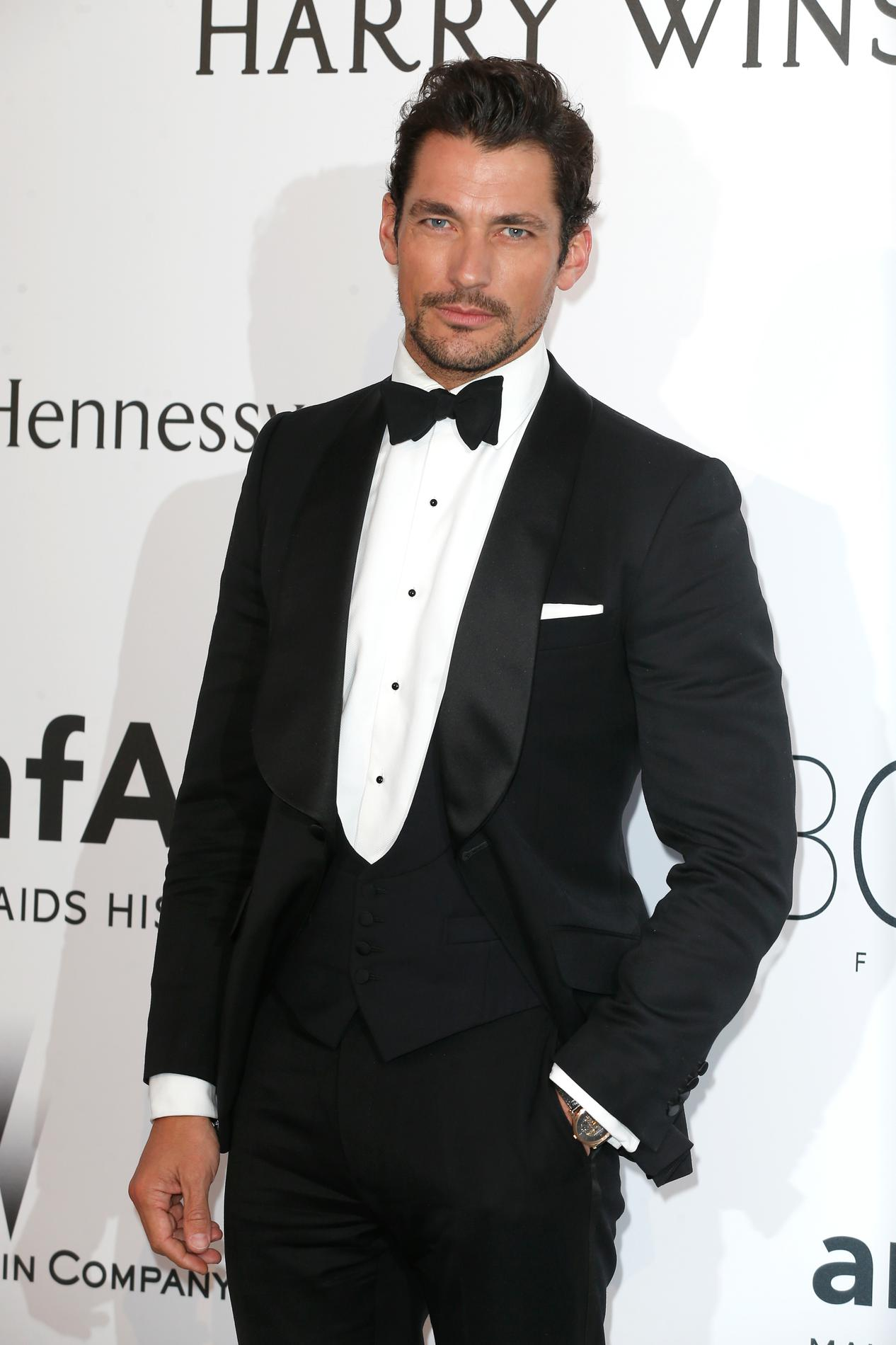 Cannes 2014 - David Gandy