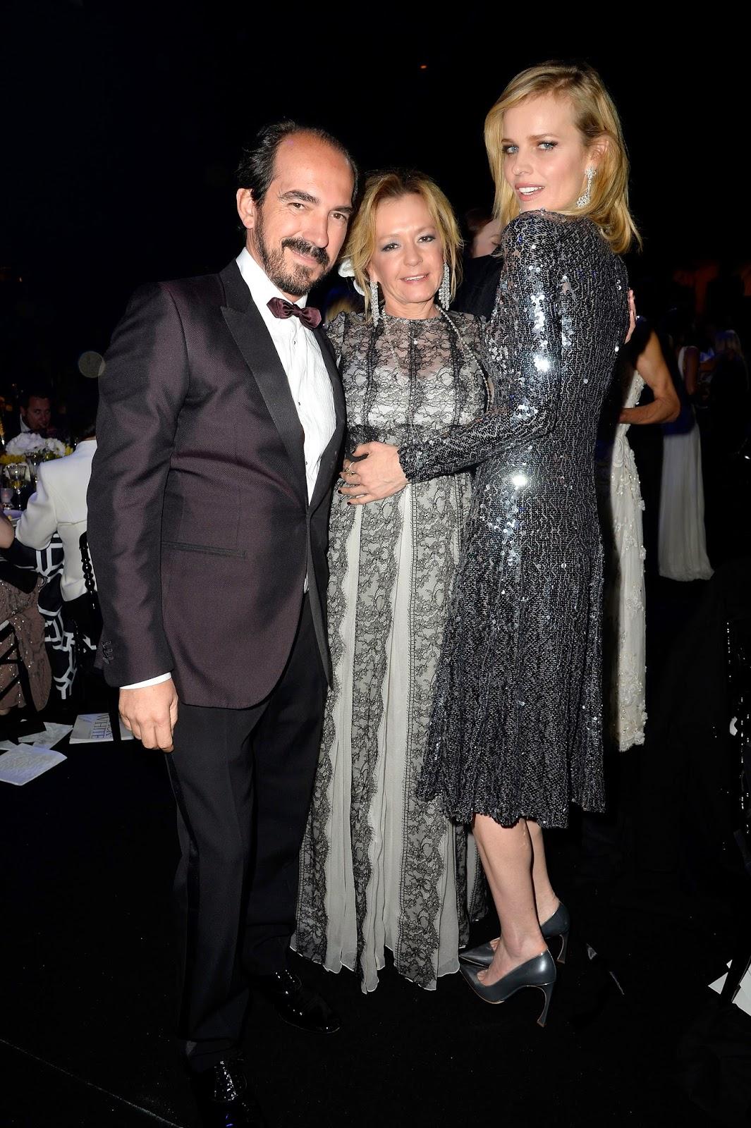Cannes 2015 - Alexis Weller, Caroline Scheufele, Eva Herzigova