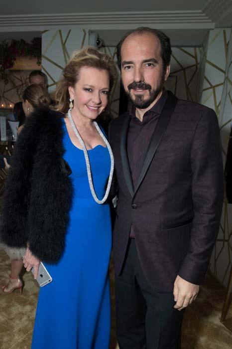 Cannes 2016 - Chopard - Caroline Scheufele & Alexis Veller