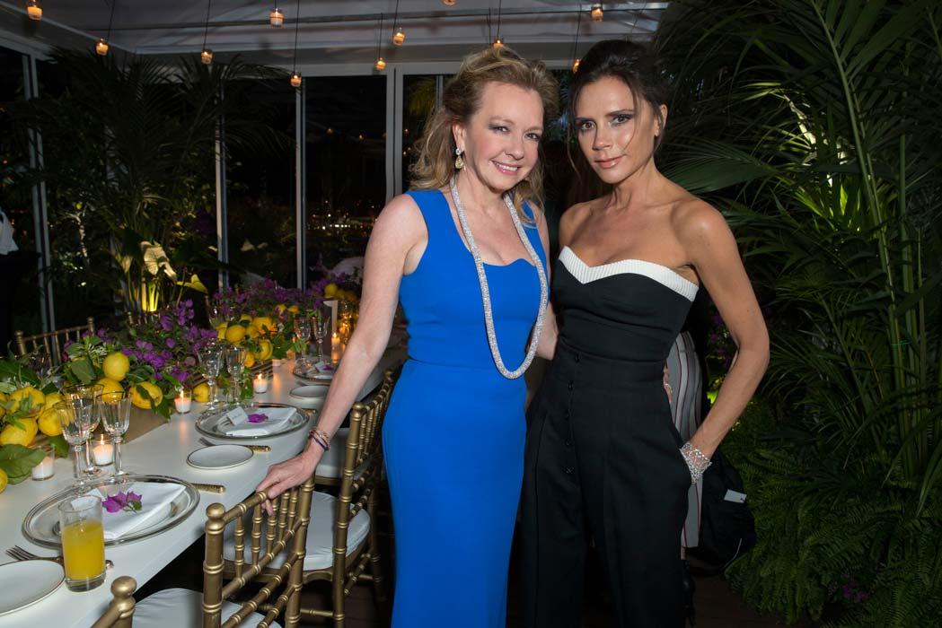 Cannes 2016 - Chopard - Dinner Victoria Beckam & Caroline Scheufele