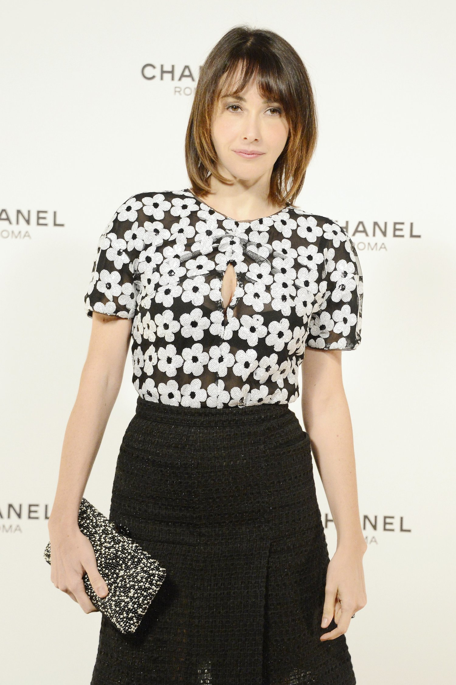 Chanel Rome Party Opening - Anita Caprioli