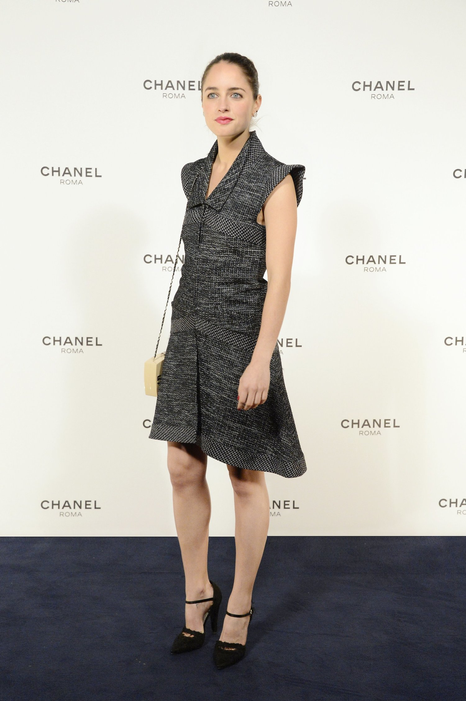 Chanel Rome Party Opening - Matilde Gioli