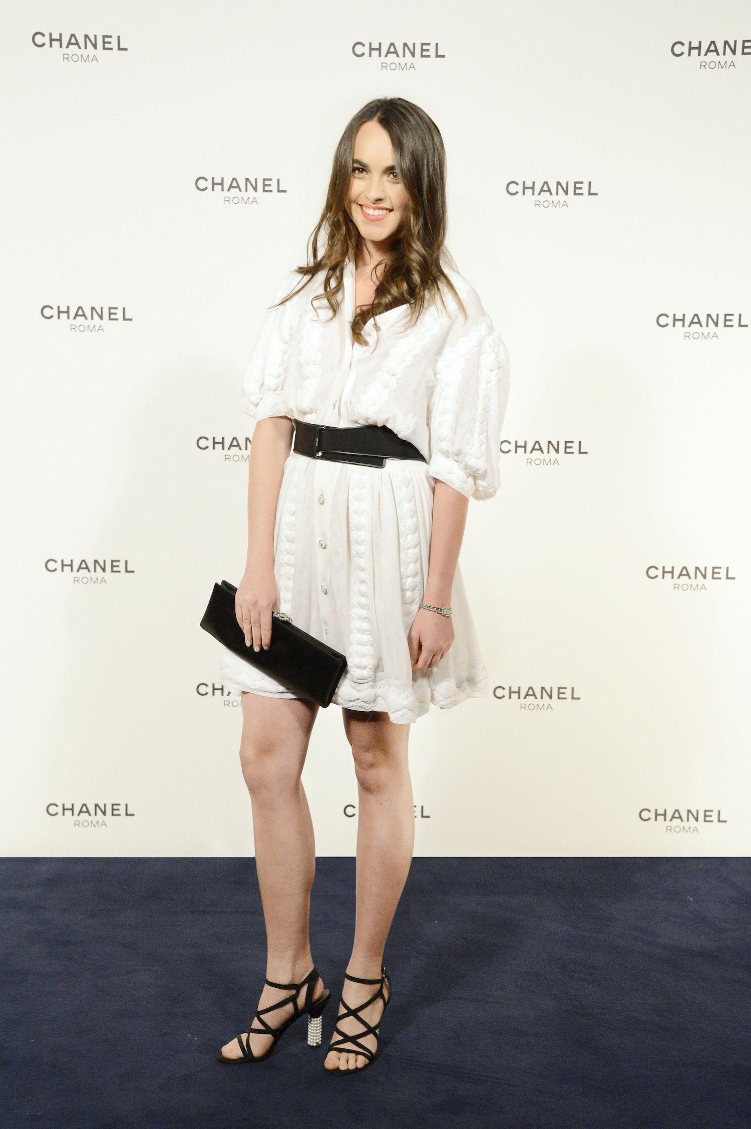 Chanel Rome Party Opening - Melusine Ruspoli