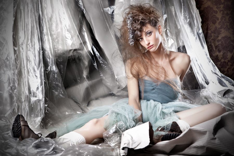 Donne In Luce - Francesca Inaudi, photo by Riccardo Ghilardi