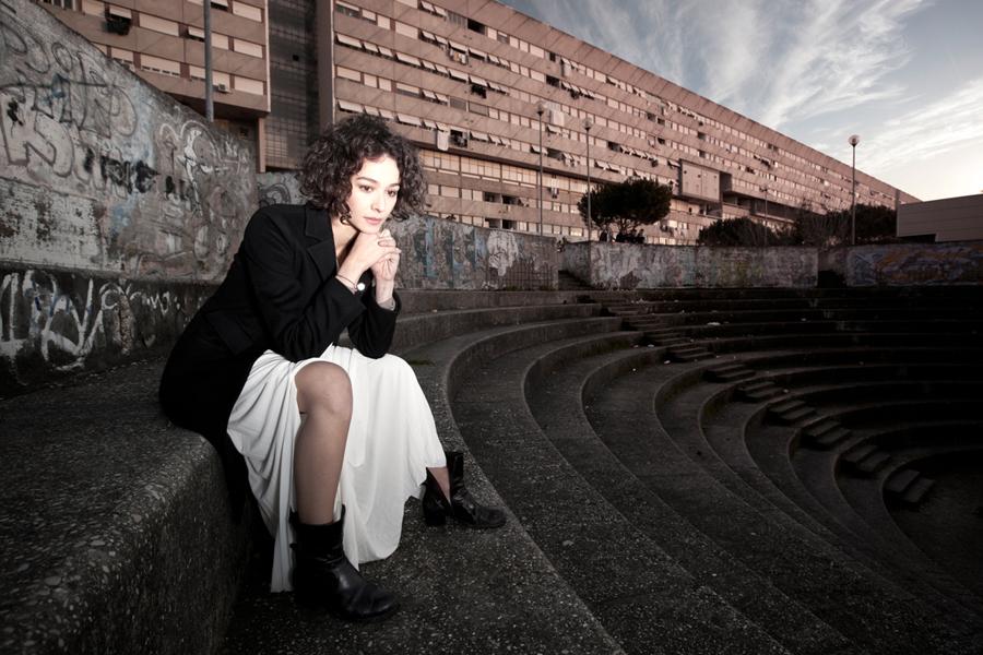 Donne In Luce - Nicole Grimaudo, photo by Riccardo Ghilardi
