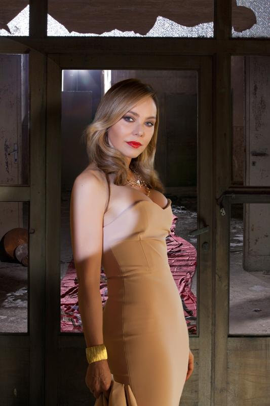 Donne In Luce - Ornella Muti, photo by Riccardo Ghilardi