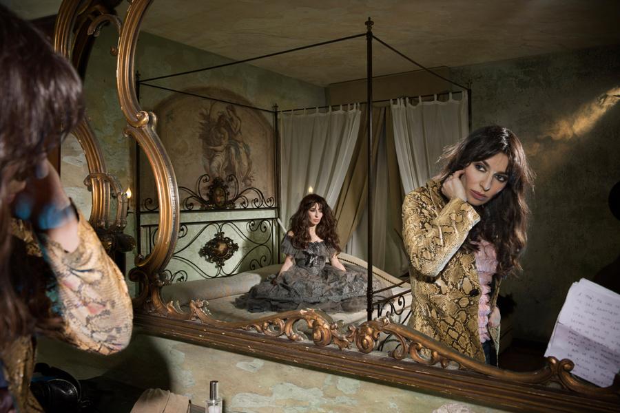 Donne In Luce - Sabrina Impacciatore, photo by Riccardo Ghilardi