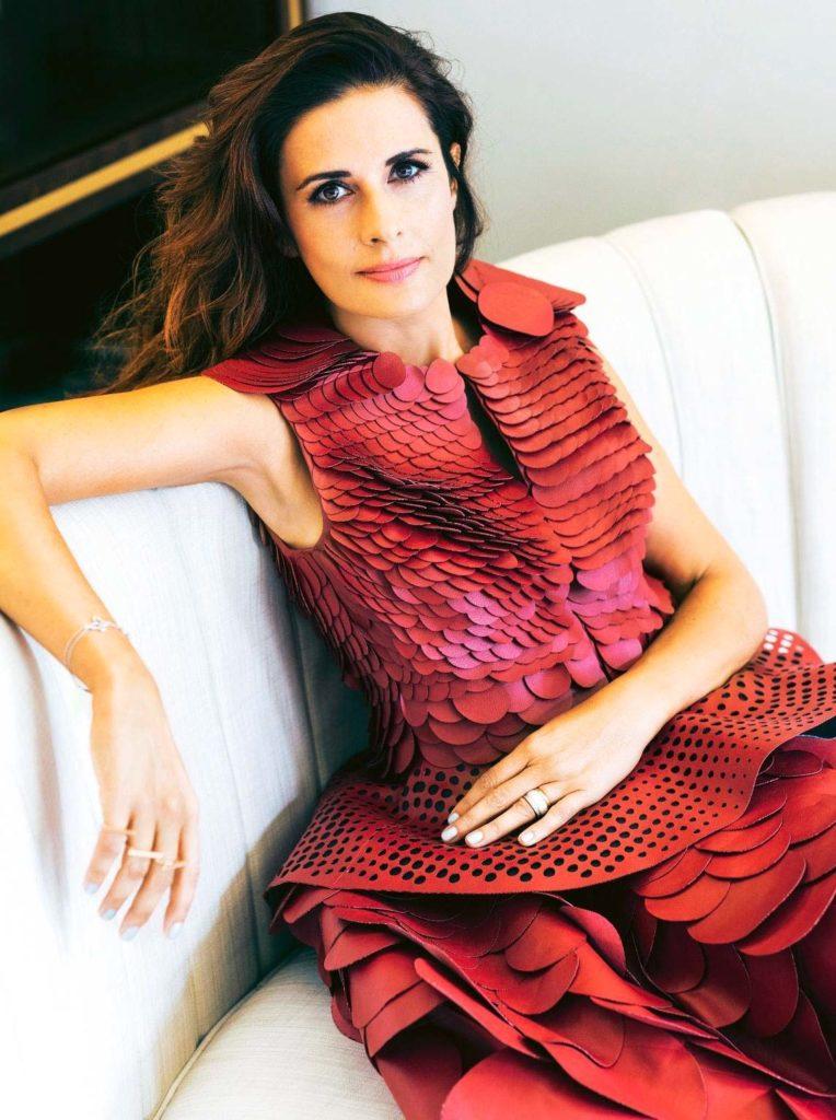 Grazia - 14 set 2016 - Livia Firth - Hair & makeup Massimo Serini