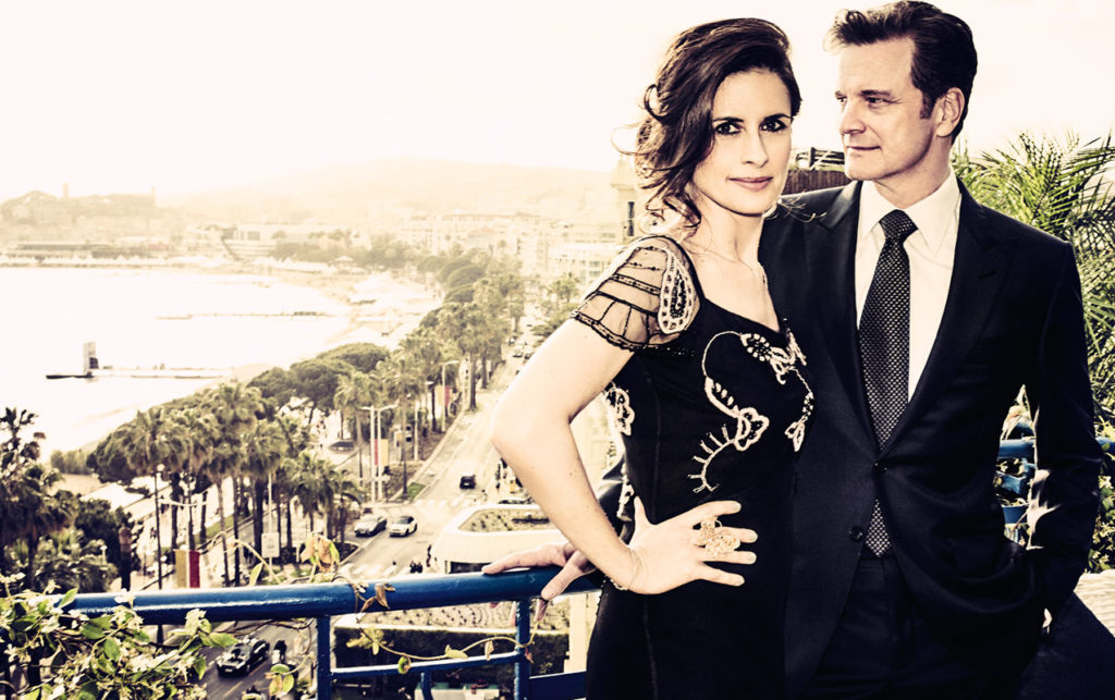 Vanity Fair - N.21 giugno 2016 - Livia and Colin Firth - Makeup Massimo Serini
