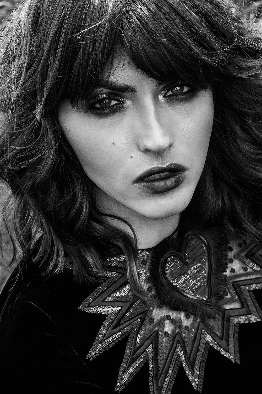 Lucy's Magazine - Dafne Cejas - Hair Massimo Serini - Makeup Chiara Corsaletti - Fashion Valeria Marchetti - Ph. Erica Fava