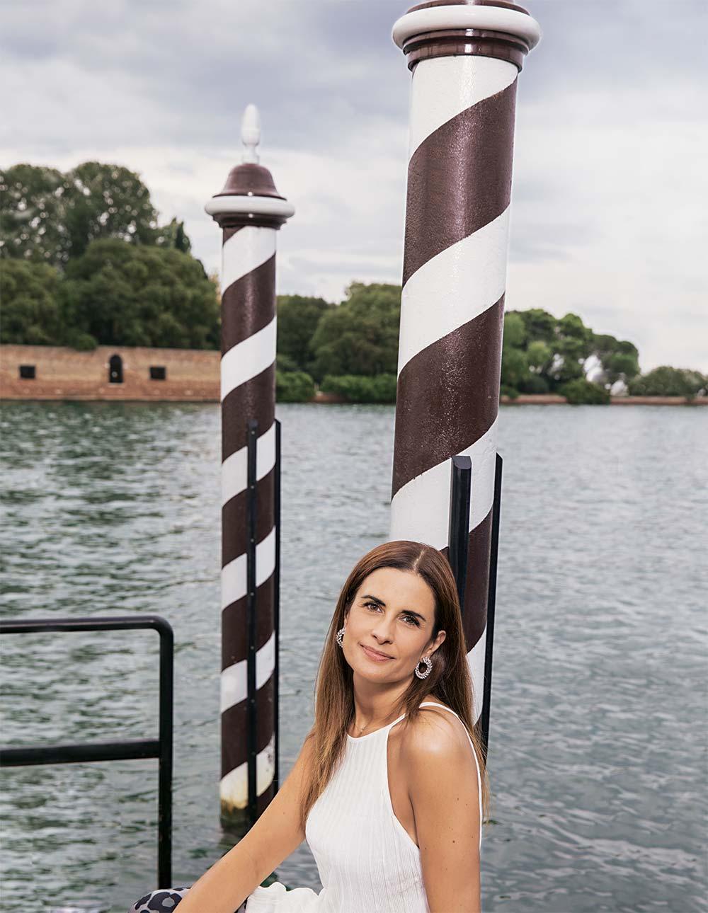 Grazia - Settembre 2018 - Livia Firth - Hair & Makeup Massimo Serini