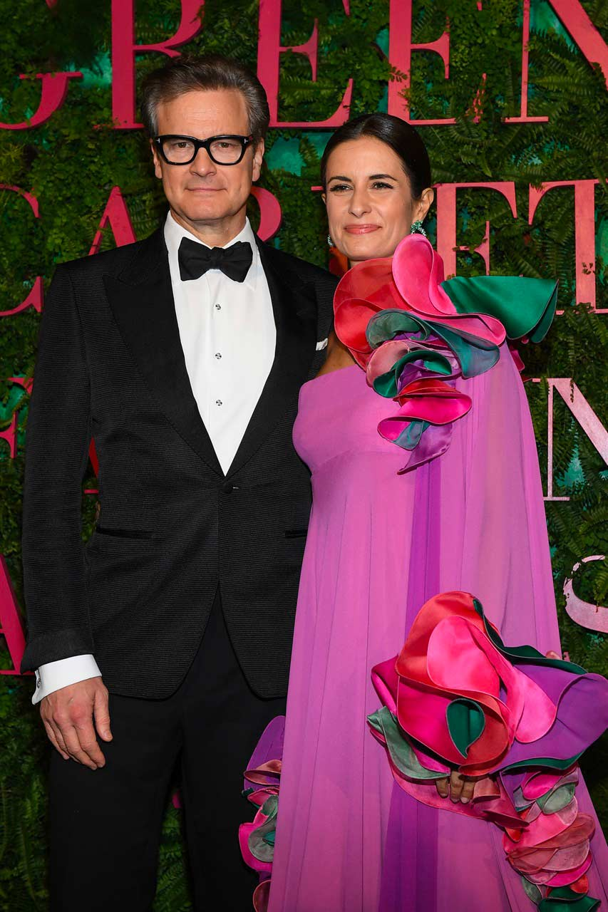 Green Carpet Fashion Awards Milano 2017 - Colin Firth - Grooming Massimo Serini