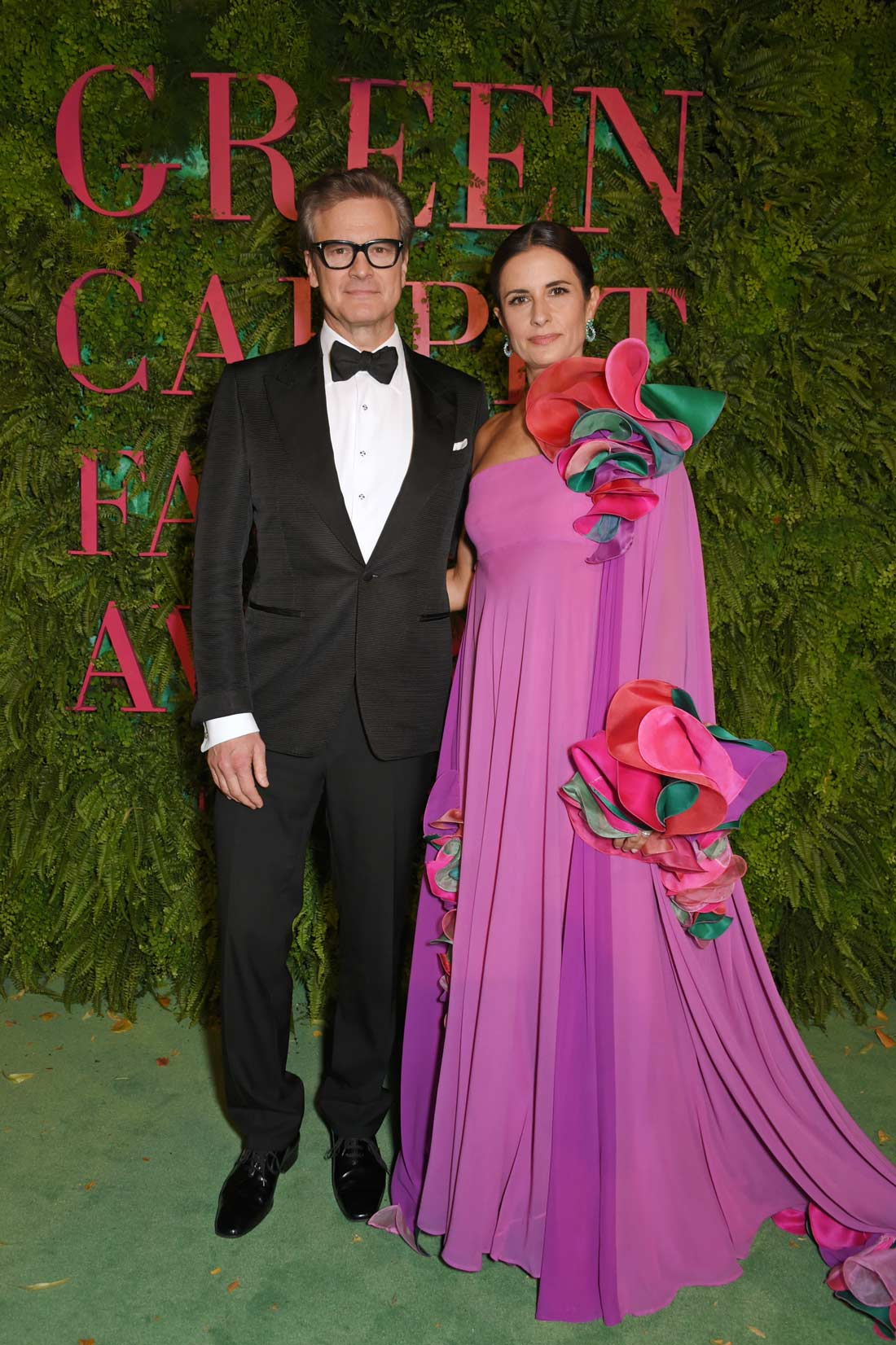 Green Carpet Fashion Awards Milano 2017 - Colin & Livia Firth - Hair & Makeup Massimo Serini