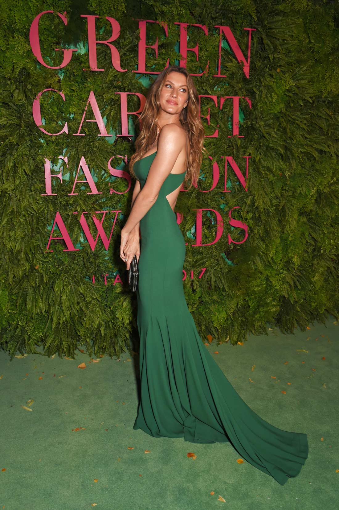 Green Carpet Fashion Awards Milano 2017
