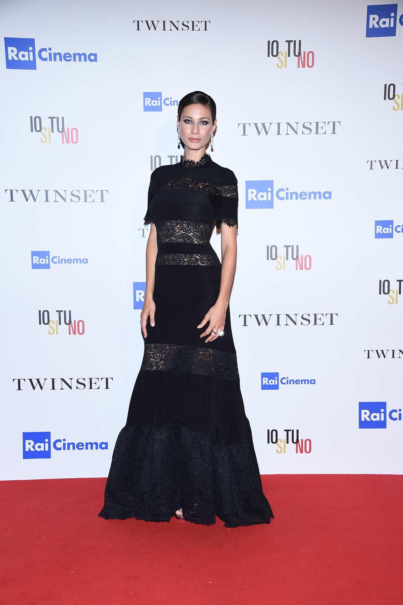 Venezia 2017 - Twinset shortfilm premiere - Marica Pellegrinelli - Hair & Makeup Massimo Serini