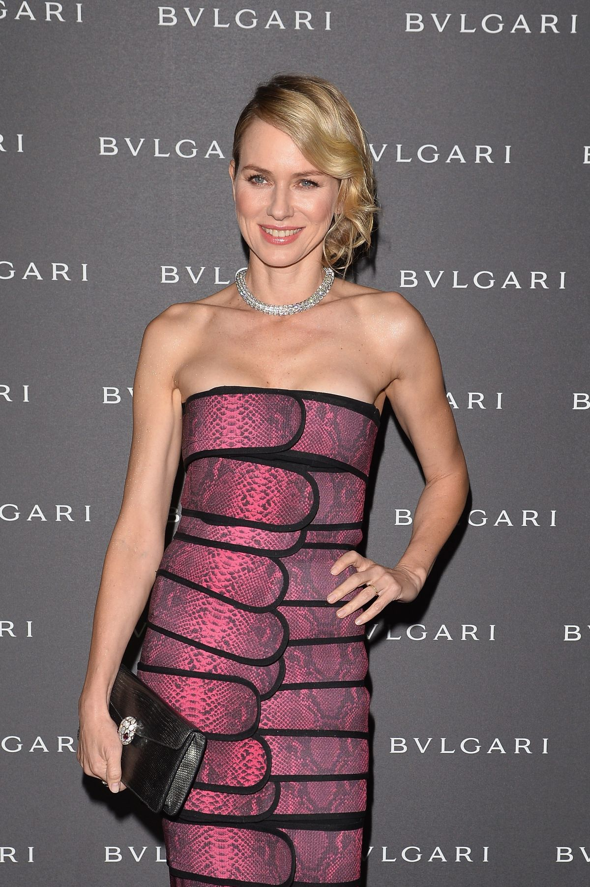 Naomi Watts - Hair and makeup Massimo Serini